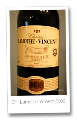 Chateau Lamothe Vincent