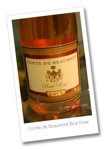 Comte de Beaumont Brut Rose