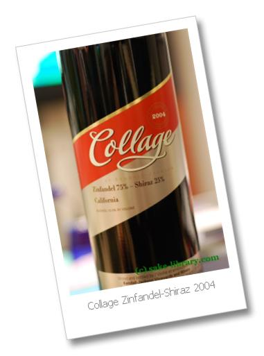Collage Zinfandel-Shiraz